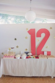 birthday party movie teen teenage pre teens parties preteen 13th bday aiden 12th hejdoll inspired simple decorations gifts themed night