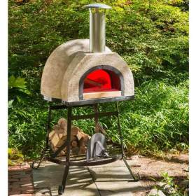 pizza lena horno rustic oven wood fired northlineexpress