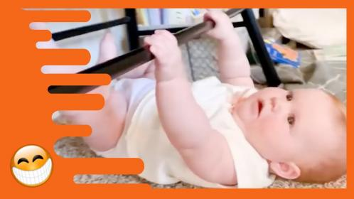 babies funny things doing adorable
