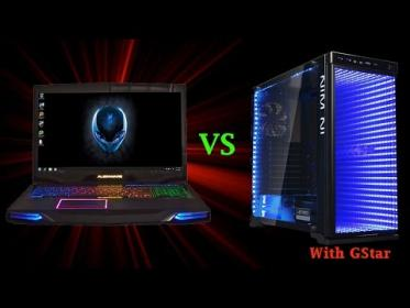 laptop vs desktop gaming explained
