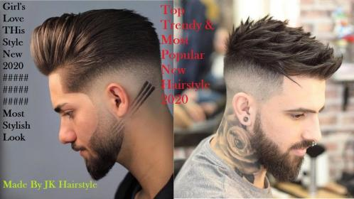 Short Hair New Look Hair Style Boys 2020 Novocom Top