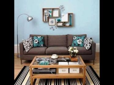 Turquoise Gray And White Living Room Ideas Novocom Top