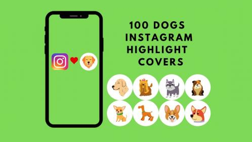 highlight ig dogs stories