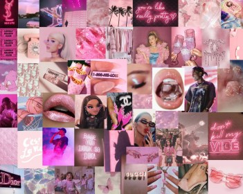 Wall Collage Pink Baddie Aesthetic Novocom Top Best picture for wallpaper preto dedo do meio for your taste you are looking for something, and it is going to tell you exactly what you are looking for, and you didn't find that picture. wall collage pink baddie aesthetic