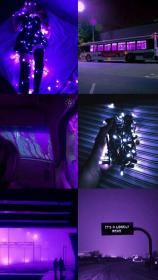Follow me for more Aesthetic colors, Purple aesthetic