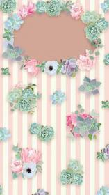 aesthetic wallpapers iphone pastel pink hd water floral cave