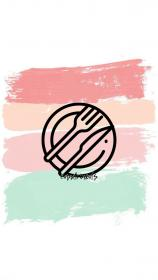 instagram highlight covers colors highlights icons story pastel pink insta gumroad questions brand
