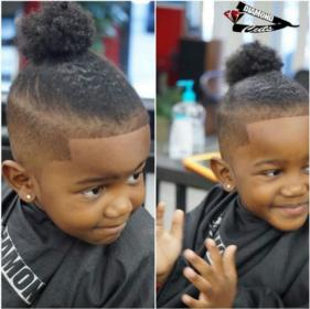 boy hairstyles boys haircuts toddler cut curly braids mixed kid babies fade male hairstyle biracial african tail cool haircut styles