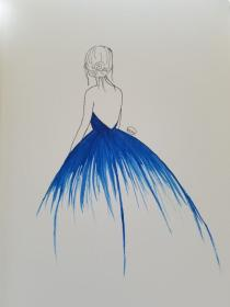 drawing drawings easy dresses pencil uploaded user