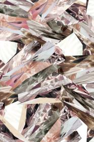 backgrounds rose gold background phone iphone aesthetic diamond crystal wallpapers heart pink december