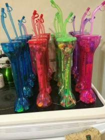 Neat idea for party favors Birthday party for teens