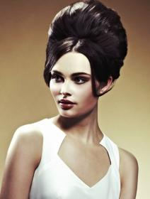 hairstyles 70s 60s hairstyle hair updo 1970s short styles retro female makeup wedding 70 classic 1970 modern womens hairdos easy