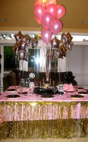 birthday party parties teen teens decorations theme pink themes oscar goes happy darker better should looks than light young diy