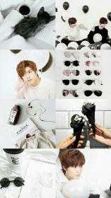 nct aesthetic kpop wallpapers collage dream ji