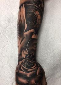 tattoos tattoo arm hand cool designs guys upper lower badass guide toptrendsguide tricep finger