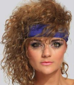 80s hairstyles hairdos short workout 1980s 80er rad frisuren remember need side makeup jahre ponytail peinados outfits womens popular curly