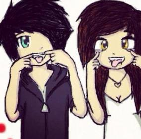 friends boy friend forever cute drawings sketches