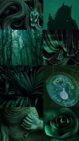 aesthetic dark wallpapers iphone pc backgrounds slytherin laptop potter harry aesthetics turquoise verdes verde lime pantalla ταπετσαρίες χαριτωμένες yellow purple