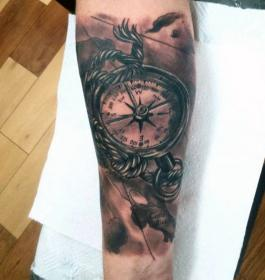 compass tattoo designs tattoos forearm rose norse inspiration sleeve guide mens exploration nextluxury cool wild chest amazing tatoos bicep rope