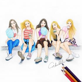 bff friends drawings drawing forever friend dibujos cartoon cool sisters rate soul amazing cute draw sketch sketches illustration girly amigas