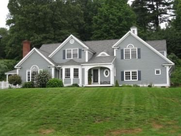 exterior paint gray grey painting colors outside roof siding wood colours vinyl portland washing commercial