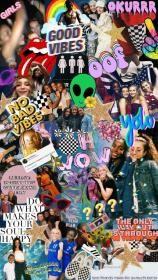 collage baddie aesthetic iphone backgrounds wallpapers trippy vsco collages hype cartoon abstract fondo chicas rudas ideal las para background asr