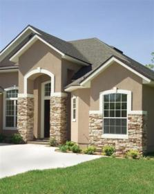 stucco exterior colors paint homes stone houses combinations diy ruth