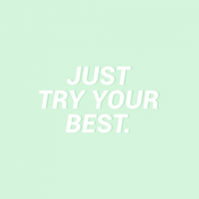 aesthetic quote mint pastel quotes colors rainbow header funny