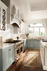 kitchen cabinets colors tone cabinet farmhouse painted paint pantry dell modern