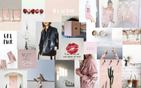 macbook wallpapers pink desktop backgrounds aesthetic air laptop computer trendy mac wall quotes pro pic paper discover screen crosscool ru