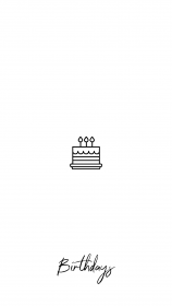 instagram birthday icon cute highlights story iconos tumblr birthdays simple covered icons friends cartoon wallpapers backgrounds quotes login drawings 收藏自