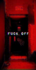 aesthetic edgy grunge fuck dark iphone badass quote scary neon creepy bad colors retro wallpapers blumen hintergrund hell collage tapete