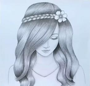 pencil drawing draw sketch pretty drawings sketches beginners step simple beginner hlaing lay farjana academy shading anime zeichnungen htdraw sketching