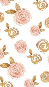 rose gold flower phone cute iphone wallpapers pink background backgrounds flowers pattern pineapple water watercolor colour desktop roses patterns polka