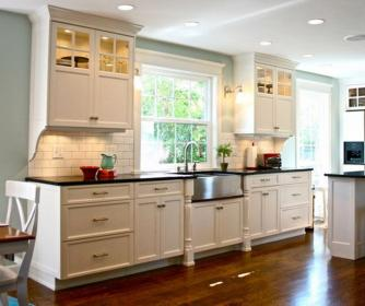 farmhouse traditional cabinets kitchens cabinet before refacing caldwell built reface orem remodel bathroom 88homedecor drawer paint
