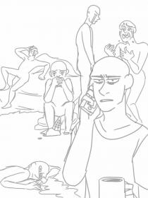 squad draw poses drawing funny reference drawings oc another manga