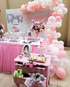 Elephant BabyShower designed by Deco & Rent Guayaquil