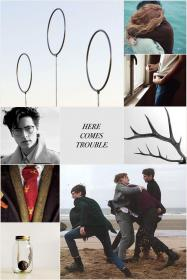 potter james harry aesthetic lily characters universal books discover