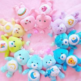 kidcore kawaii aesthetic cute pink care girly pastel wallpapers bears doctor items