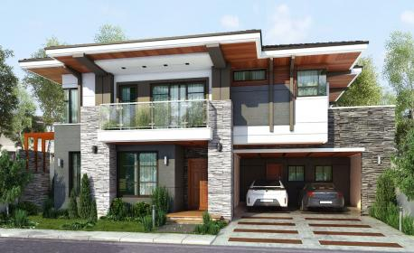 pampanga bedroom mabalacat storey architectural services residence four plans floor