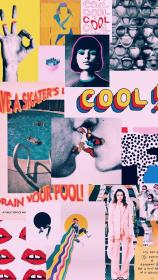 collage aesthetic iphone artsy wallpapers collages backgrounds retro trendy background google re cute spotools phone quotes mood visit