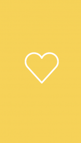 yellow heart story aesthetic highlight iphone icons covers highlights stories insta fondos hearts wallpapers orange icon sunflower template backgrounds oneshots
