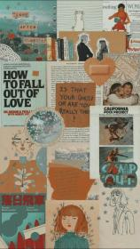 Edition: How to fall out of love Papéis de parede