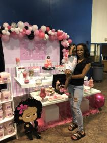 baby birthday shower themes boss party parties