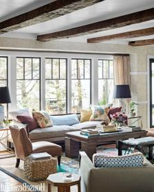 lake cabin interior rustic decor suggestions decorating interiors living houses lakehouse cottage bedroom keywords keyword furniture related homes lakefront maine
