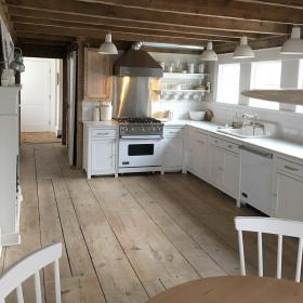 farmhouse renovation kitchens traditional cottage remodel oldfarmhouse cabinets rustic too tumbly lovely times farmhouseroom