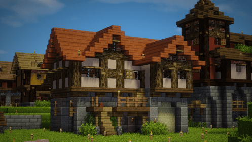 minecraft build building reddit friend perfect structures think community friends stuff inspiration mansions
