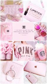 pink cute collage girly iphone please wallpapers wall paper
