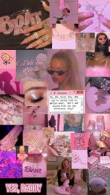 aesthetic girly bad pink backgrounds pastel room lock screen iphone toptrendpin quote pro club mood lilly
