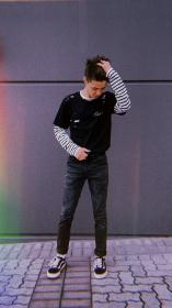 eboy outfit aesthetic outfits grunge clothes boy stripes sidebar primary